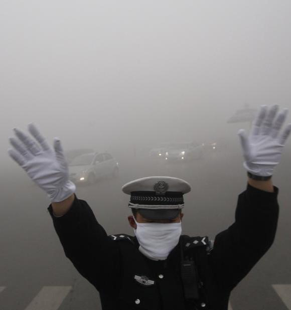آلودگی هوای کردستان درحد ناسالم