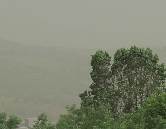 آلودگی هوای سردشت ؛ بیش از 4 برابر حد مجاز