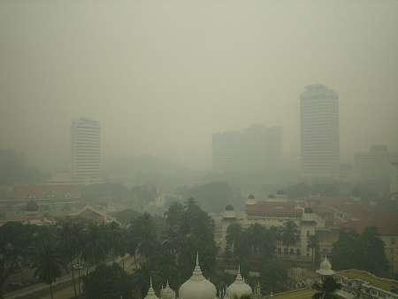 کیفیت هوای پایتخت تا پایان هفته کاهش می یابد