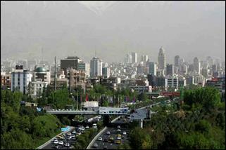 تهران یک هفته اسیر بادهای محلی شدید میشود