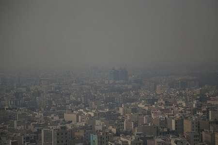ذرات معلق مهم ترین آلاینده درهوای استان البرز