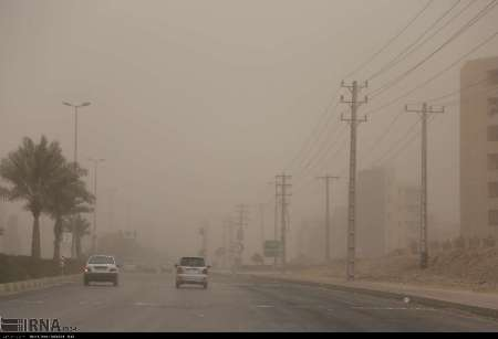 توفان 10 میلیارد ریال به شهربندرعباس خسارت زد