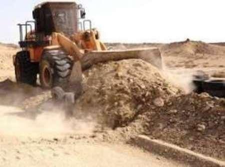 260 هکتار منابع ملی در یزد از زمین خواران پس گرفته شد