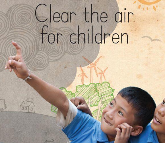 مخاطرات زیستمحیطی آلودگی هوا برای کودکان زير5 سال
