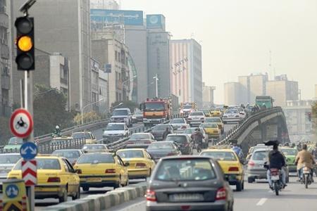 تابلوهای اطلاع رسانی آلودگی هوای پایتخت آنلاین شدند