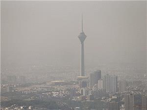 تعداد روزهاي آلوده تهران به 20 رسيد