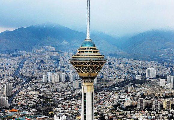 کیفیت هوای تهران روی وضعیت سالم!