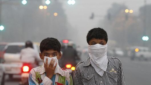 توصیه های لازم برای حفظ سلامتی در زمان آلودگی هوا