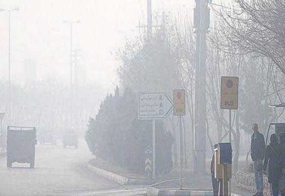 در سه روز آینده آلودگی شهر تهران افزایش می یابد