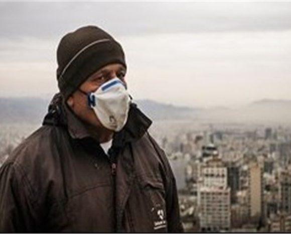 آلودگی هوای اردبیل بدلیل کمبود فضای سبز