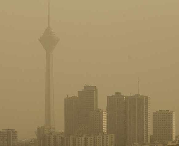 ذرات معلق در تهران 100 برابر استانداردها