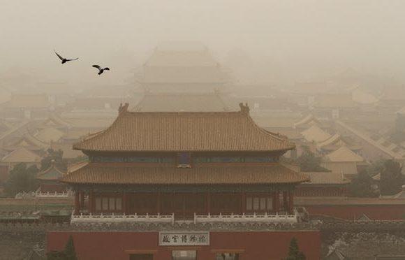 سربازان چینی چگونه با آلودگی هوا مبارزه می کنند؟