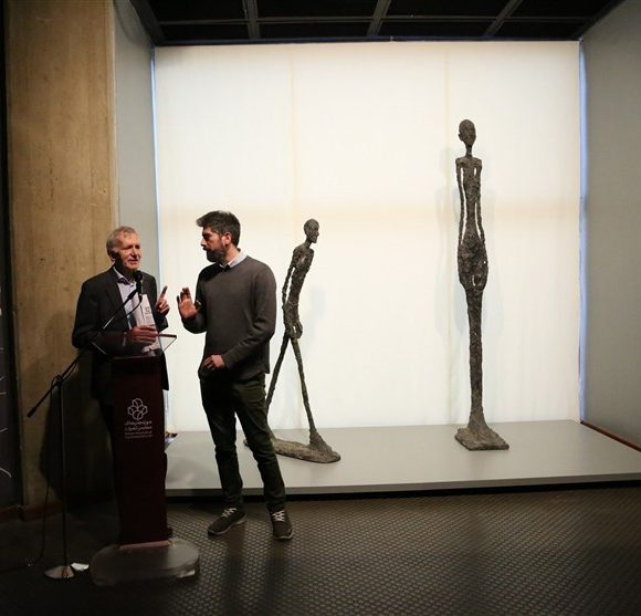 آسیب مجسمههای موزه هنرهای معاصر با بارانهای اسیدی تهران