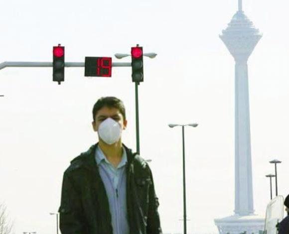 آلودگی هوا سالانه 30 هزار قربانی در ایران می گیرد