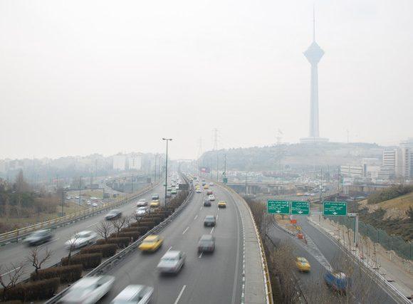 تداوم آلودگی هوا