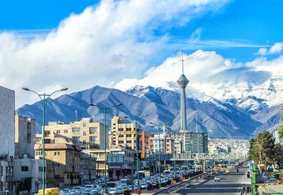 هوای تهران در شرایط «پاک» قرار گرفت