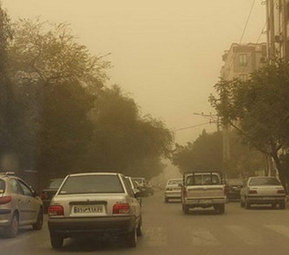 62 درصد آلودگی هوای البرز مربوط به خودروها است