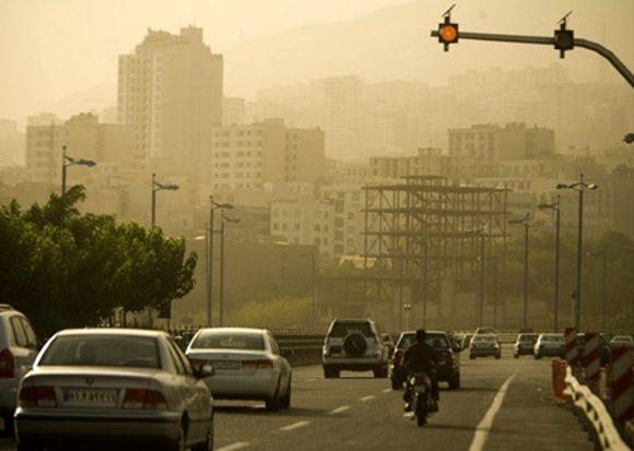 برنامه کنترل کانون های ریزگرد استان تهران تهیه می شود