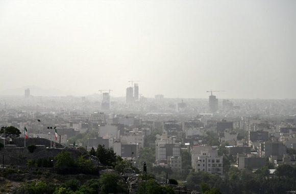 پايتخت در ليست آلودهترين شهرهای جهان