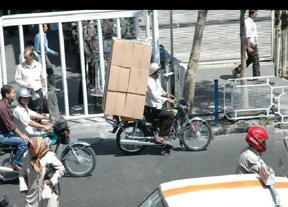 ۱۰ هزار تابوت چرخ دار پشت دروازهای شهر