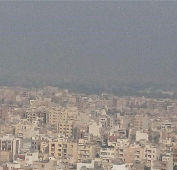 شاخص هوای تهران ۱۰۰ شد