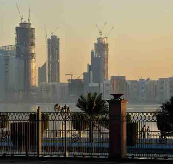 تلاش های گسترده ی ابوظبی برای بهبود کیفیت هوا