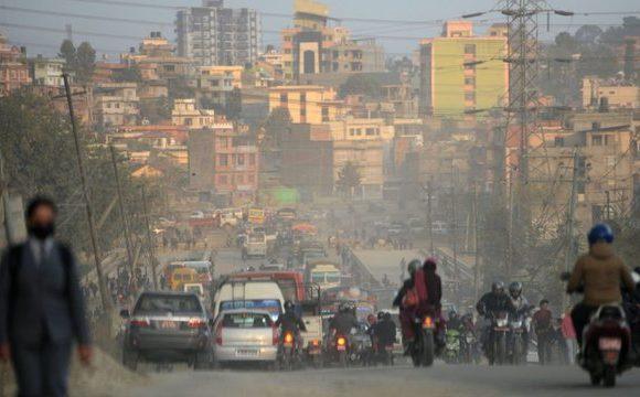 از هر۱۰ نفر در جهان ۹ نفر به هوای پاک دسترسی ندارد