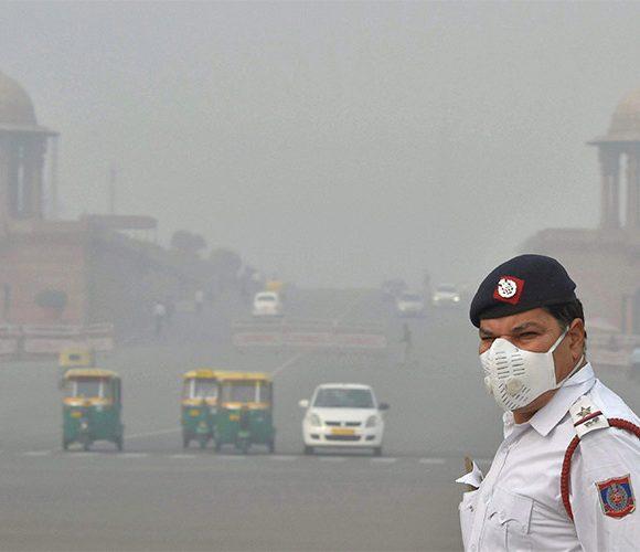 نگاه هند به رقیب برای بهبود کیفیت هوا