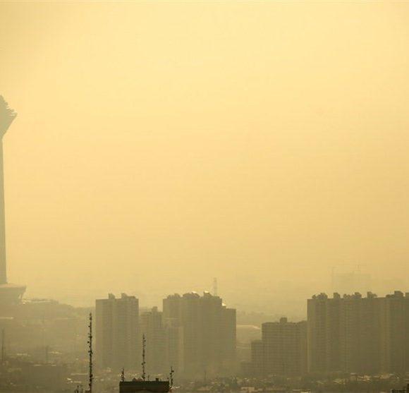 کاهش آلودگی هوای تهران طی سه سال آینده