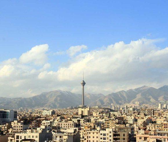 کیفیت هوای پایتخت با شاخص ۶۳ سالم است