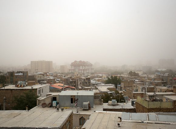 کاهش 70 درصد آلودگی هوای اراک در مقایسه با سال 95